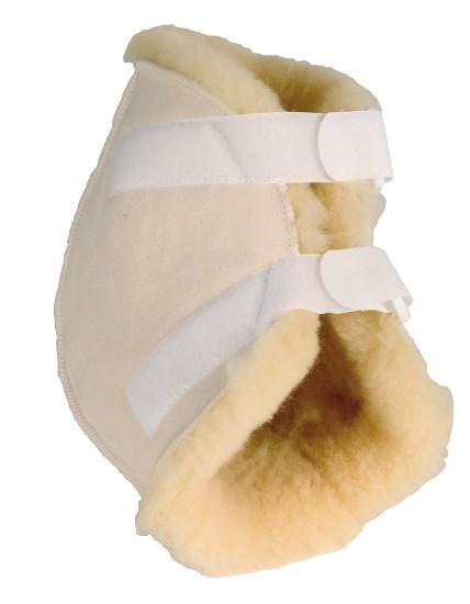 Antidekubitalna zaštita za petu od sintetičke vune Moretti