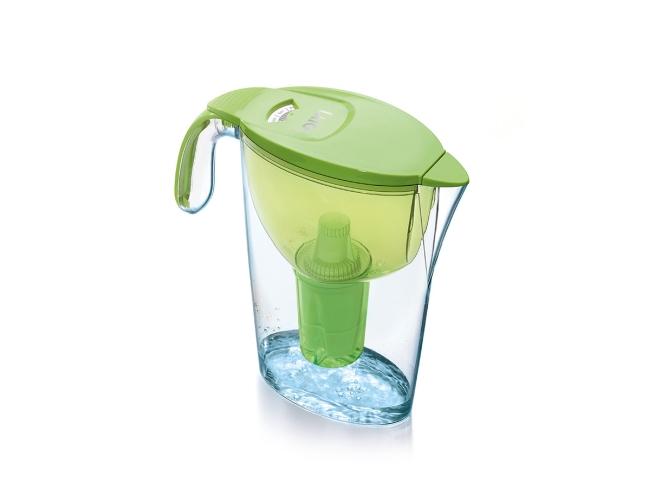 Laica Multi-flux Fresh line vrč za vodu zeleni