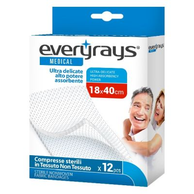 Sterile Non-woven Fabric Bandages